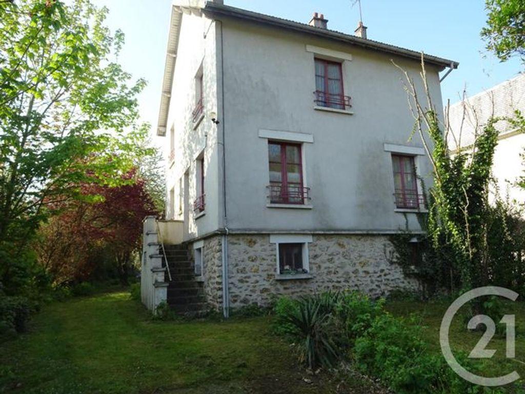 Achat maison 3chambres 103m² - Château-Thierry