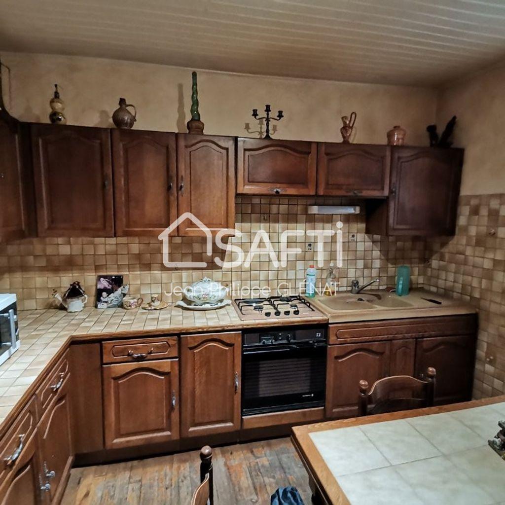 Achat maison 5chambres 135m² - Saint-Rambert-en-Bugey
