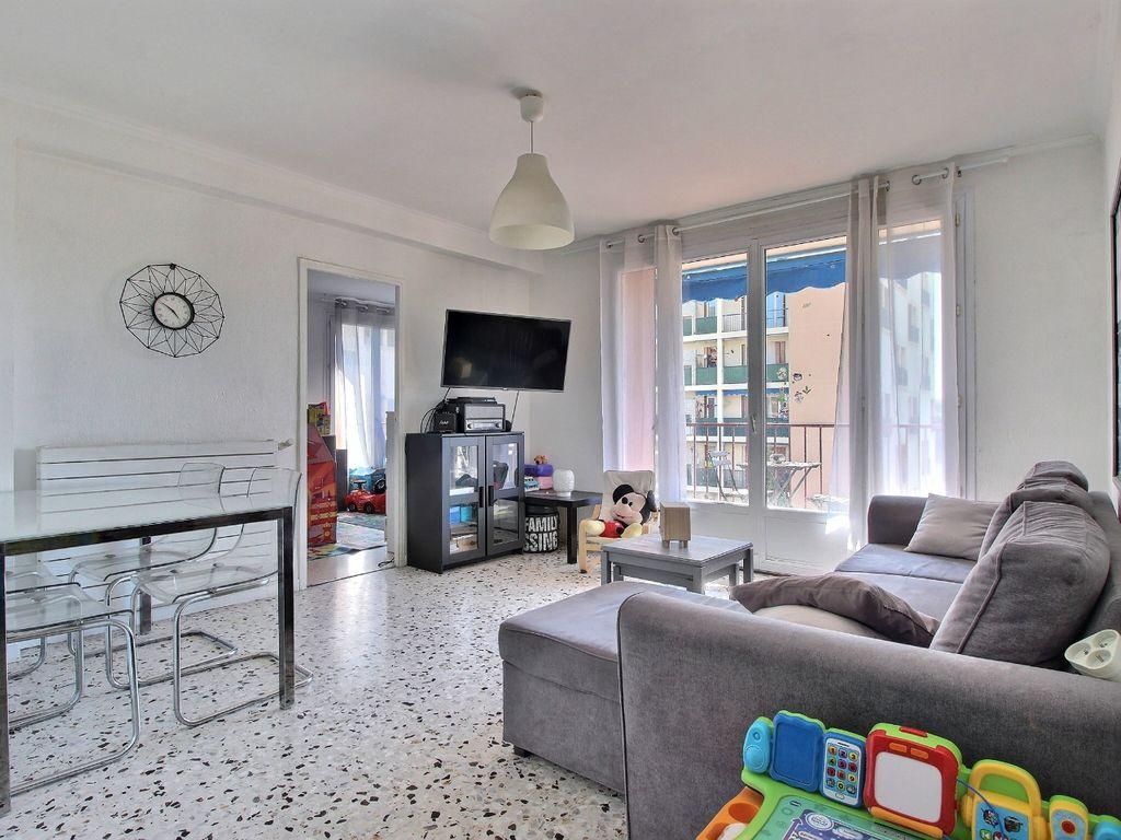 Achat appartement 3pièces 66m² - Marseille 14ème arrondissement