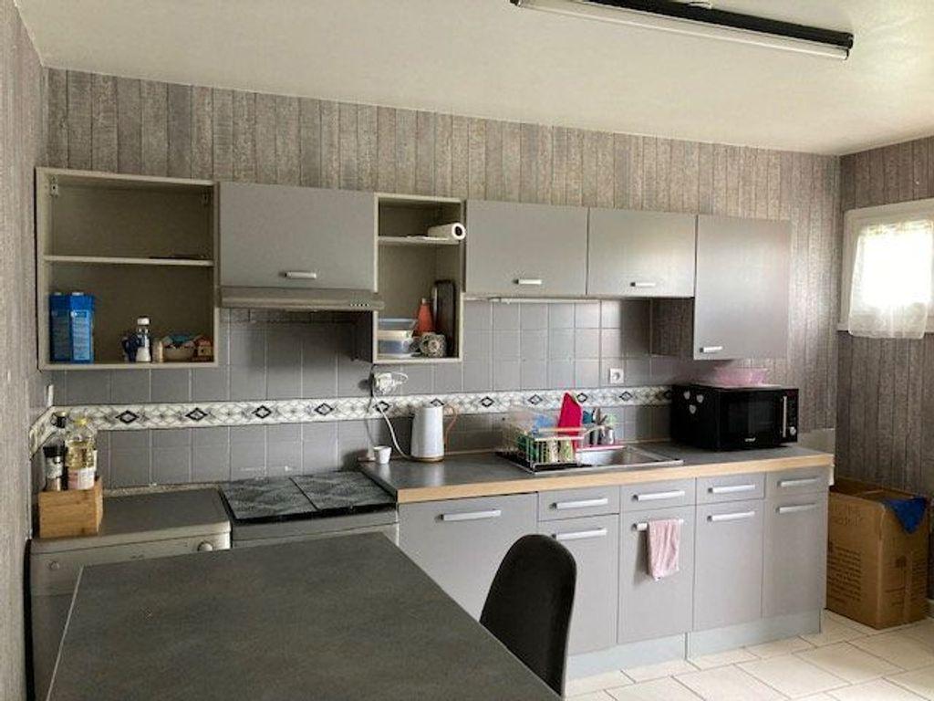 Achat appartement 4pièces 76m² - Laon