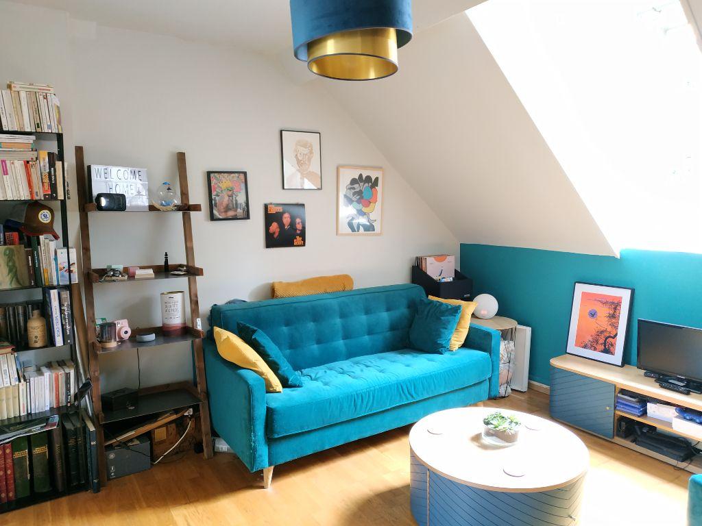 Achat studio 18m² - Paris 12ème arrondissement