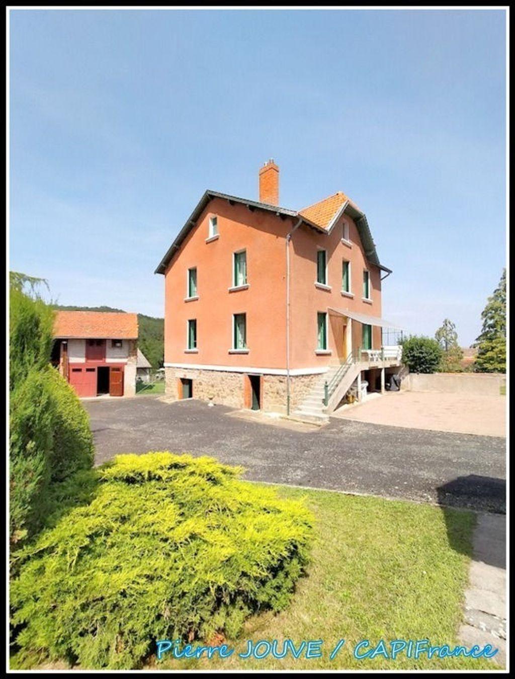 Achat maison 5chambres 174m² - Saint-Géron