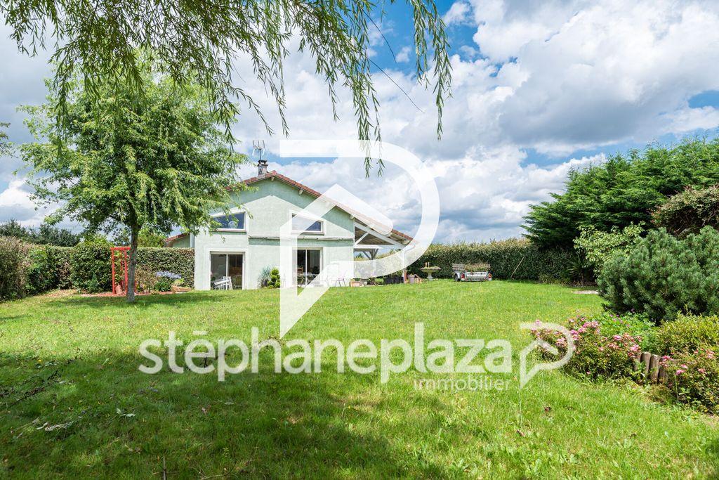 Achat maison 4chambres 174m² - Saint-André-sur-Vieux-Jonc