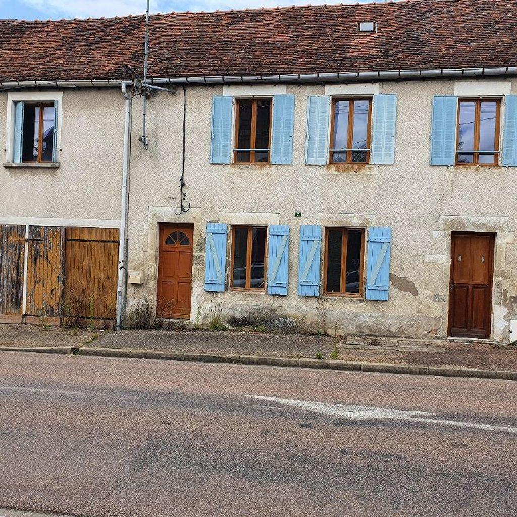 Achat maison 2chambres 75m² - Saint-Saulge