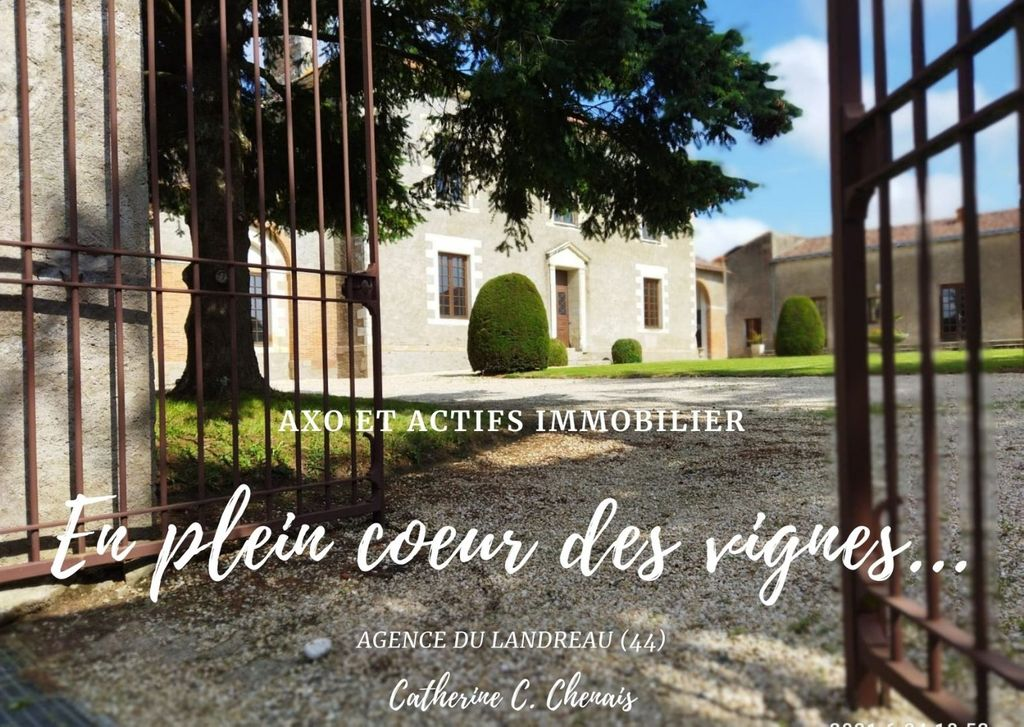 Achat maison 2chambres 900m² - Angers