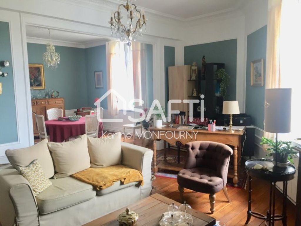 Achat appartement 4pièces 115m² - Saint-Quentin