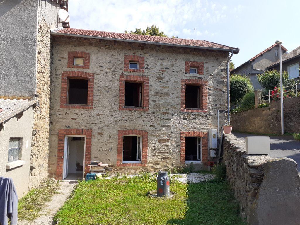 Achat maison 3chambres 67m² - Saint-Poncy