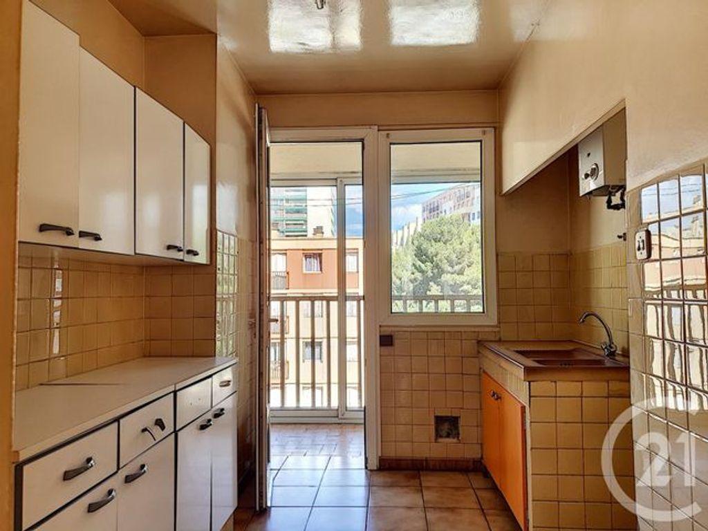 Achat appartement 5pièces 72m² - Marseille 13ème arrondissement