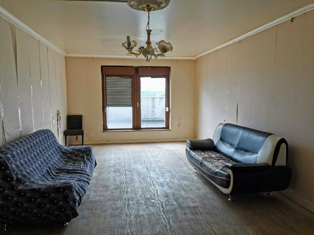 Achat appartement 5pièces 95m² - Creil