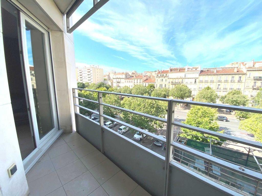 Achat appartement 2pièces 33m² - Marseille 6ème arrondissement