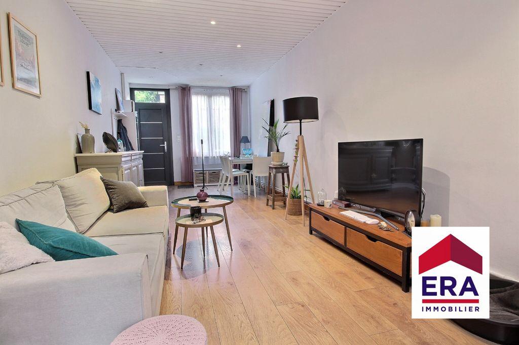 Achat maison 3chambres 78m² - Lille