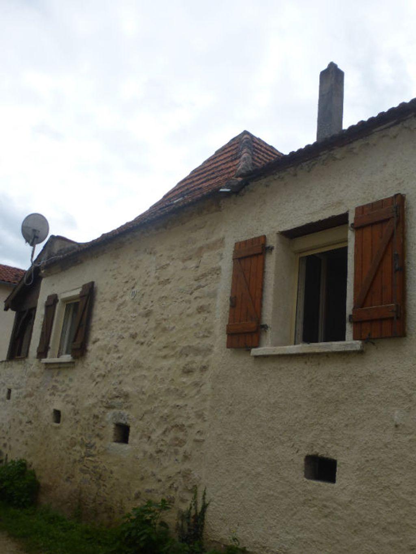Achat maison 2chambres 106m² - Mercuès