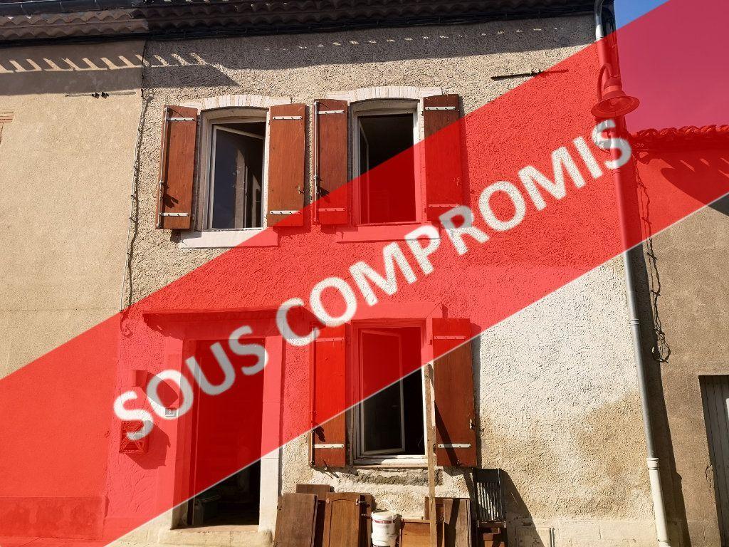 Achat maison 1chambre 46m² - Puichéric