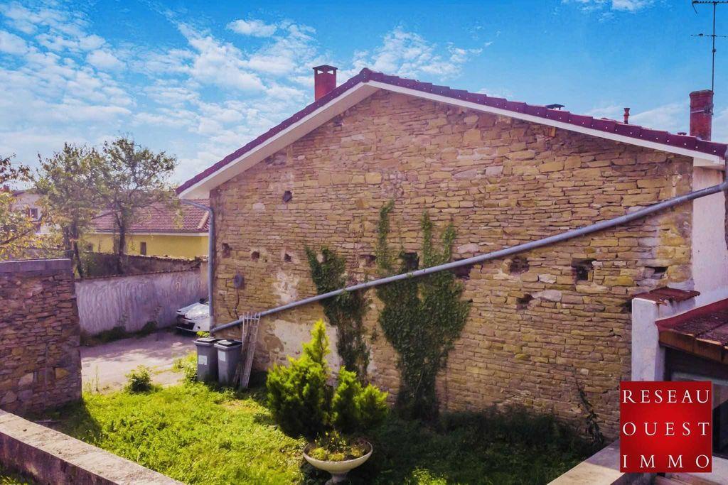 Achat maison 4chambres 150m² - Loyettes