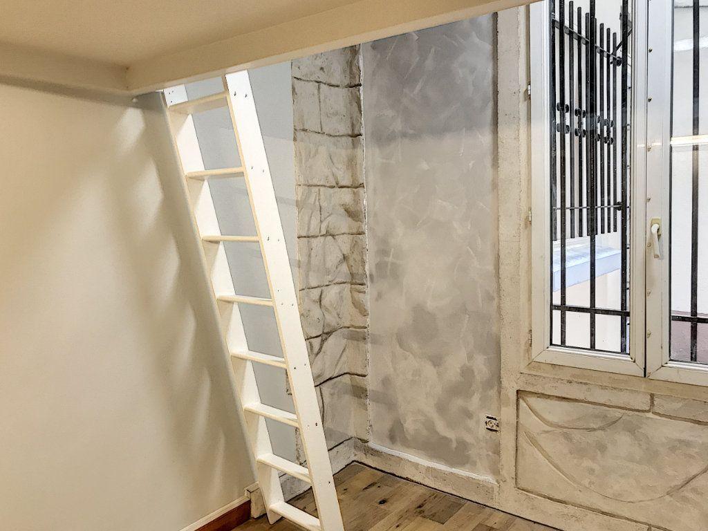 Achat studio 12m² - Paris 18ème arrondissement