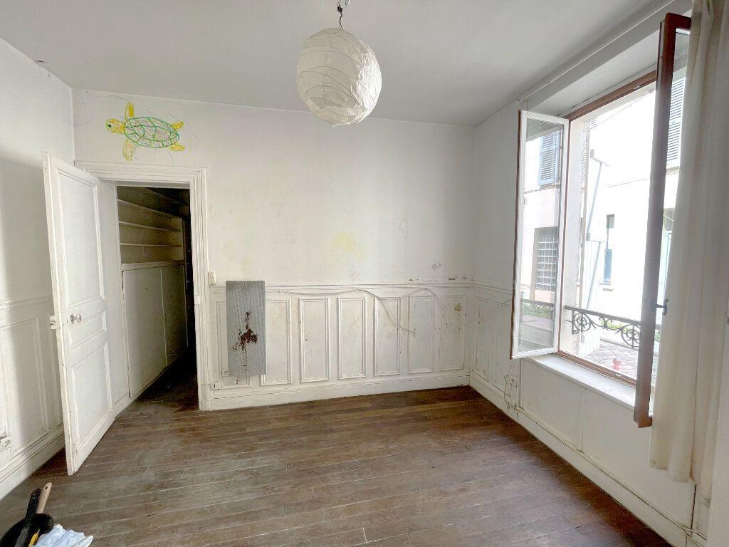 Achat appartement 2pièces 32m² - Paris 14ème arrondissement