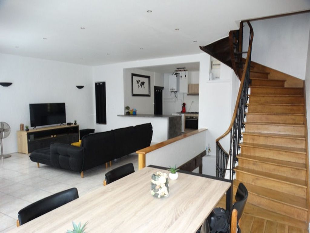 Achat appartement 3pièces 101m² - Thoissey