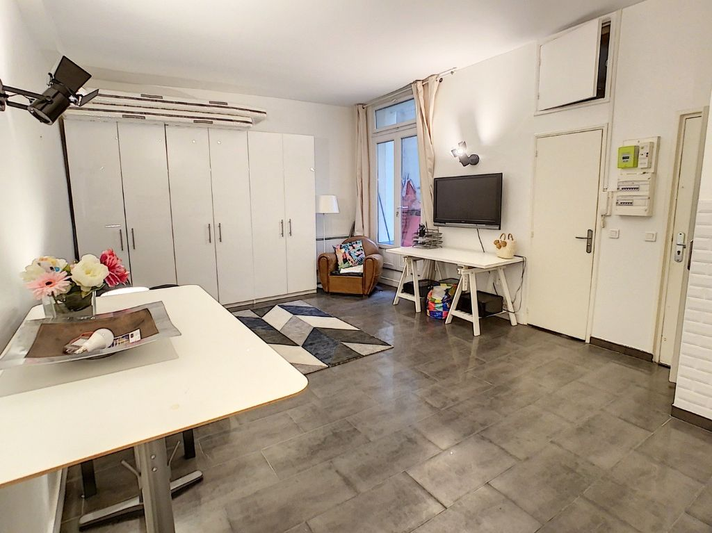 Achat studio 31m² - Paris 2ème arrondissement