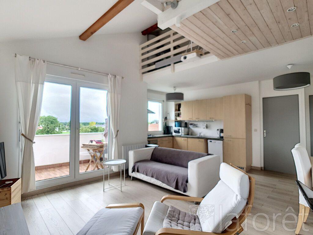Achat appartement 2pièces 50m² - Ségny