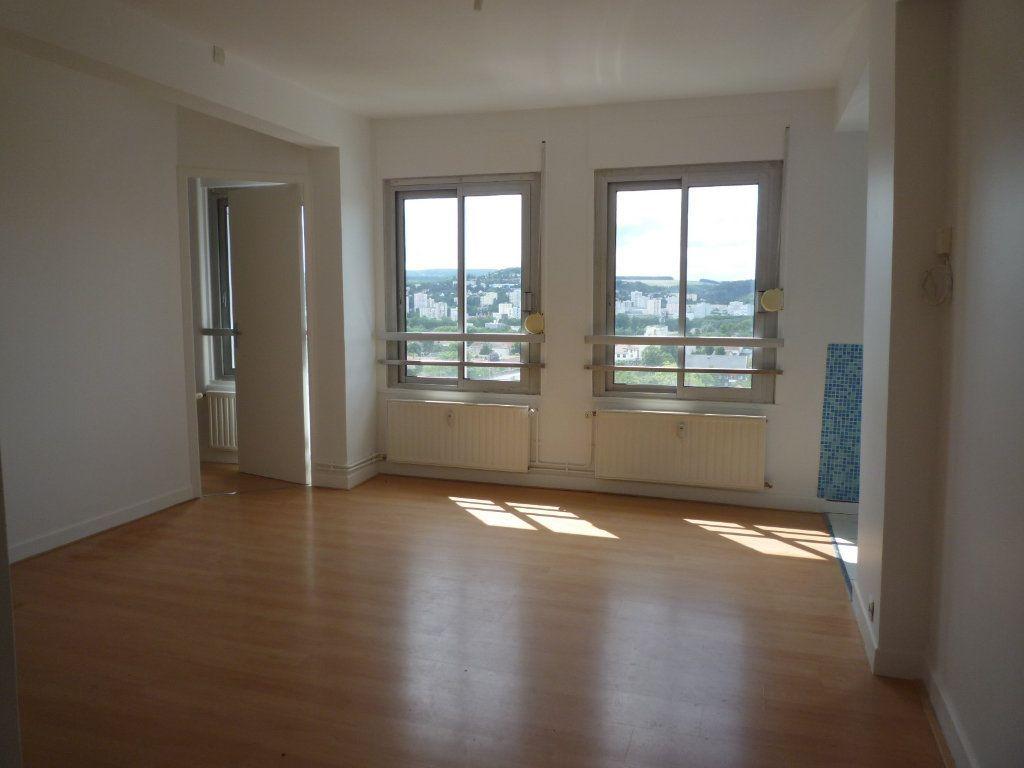 Achat appartement 3pièces 52m² - Dijon
