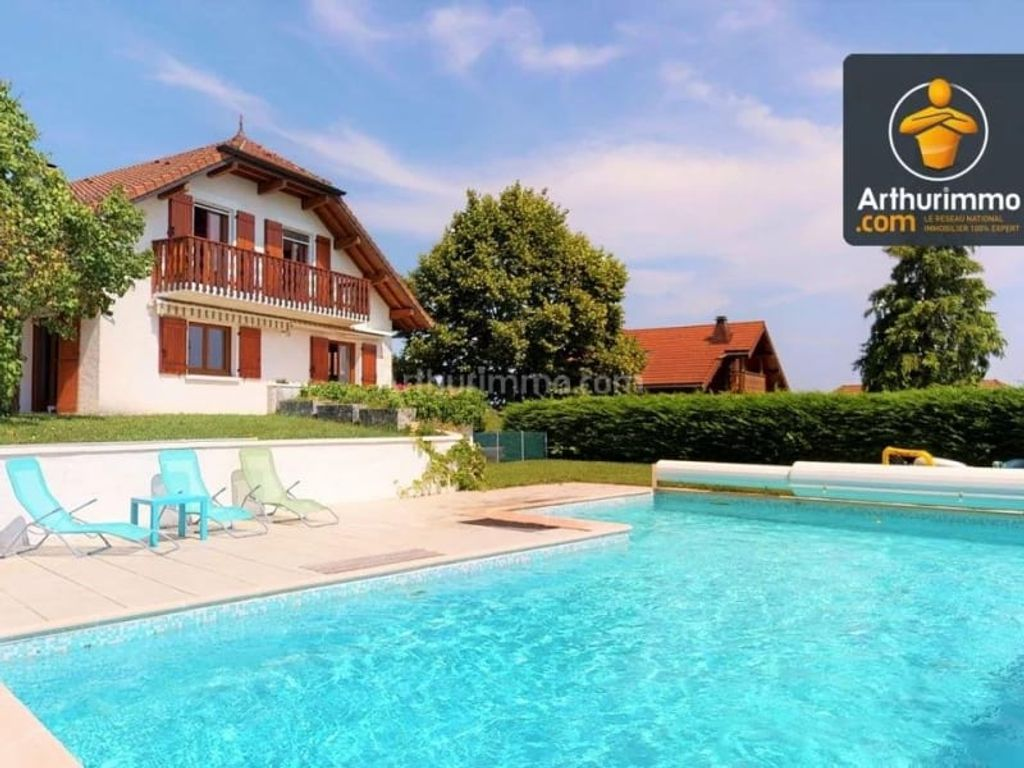 Achat maison 4chambres 156m² - Grilly