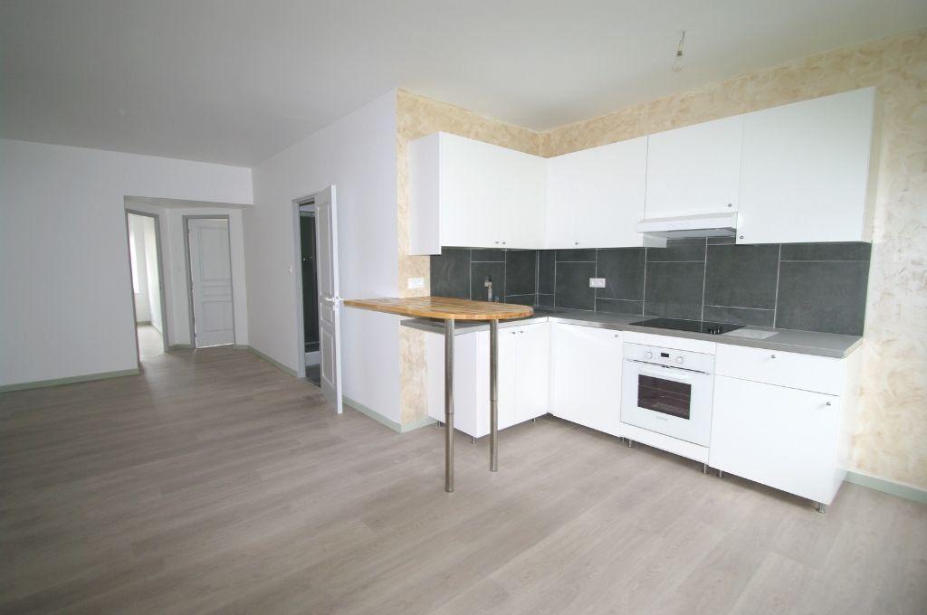 Achat appartement 3pièces 56m² - Senones