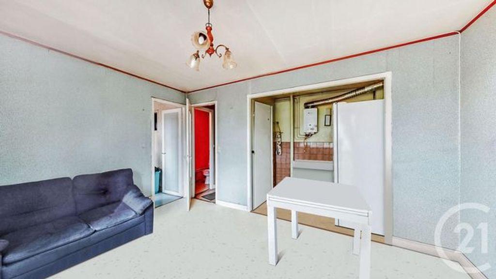 Achat appartement 2pièces 32m² - La Courneuve