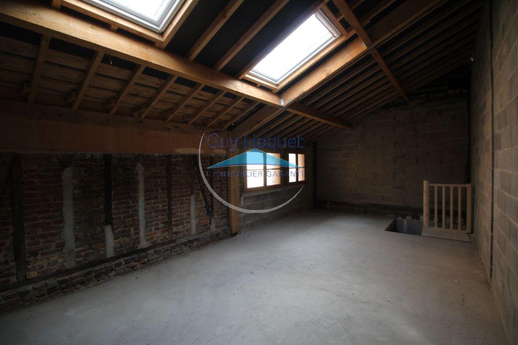 Achat duplex 1pièce 39m² - Pont-Audemer