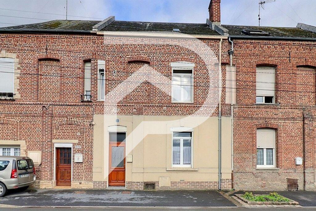 Achat maison 2chambres 80m² - Solesmes