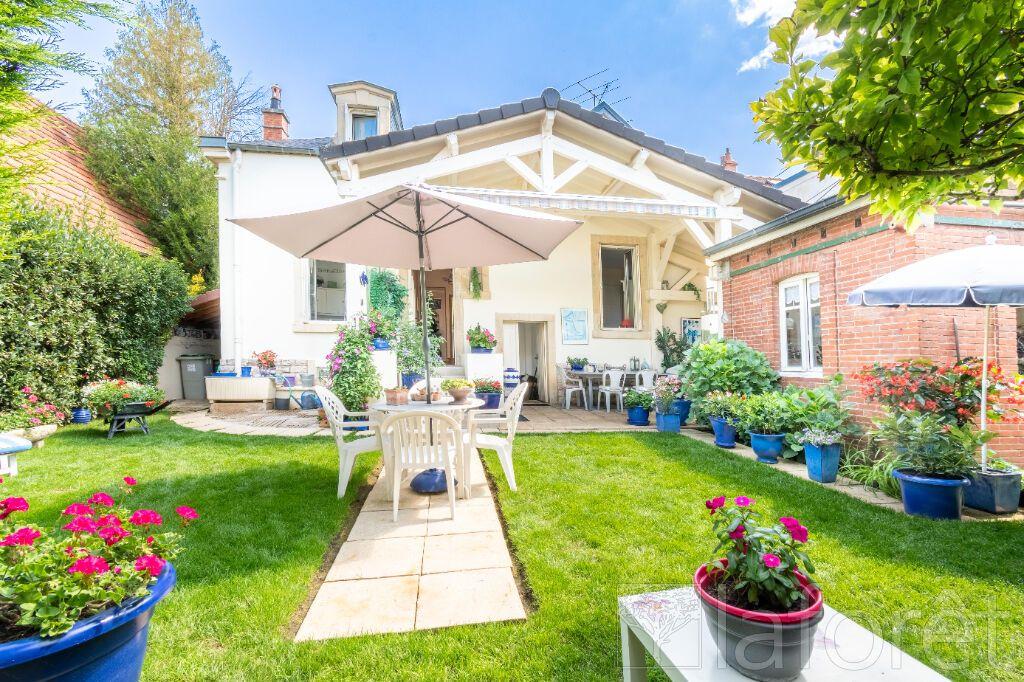 Achat maison 4chambres 140m² - Dijon