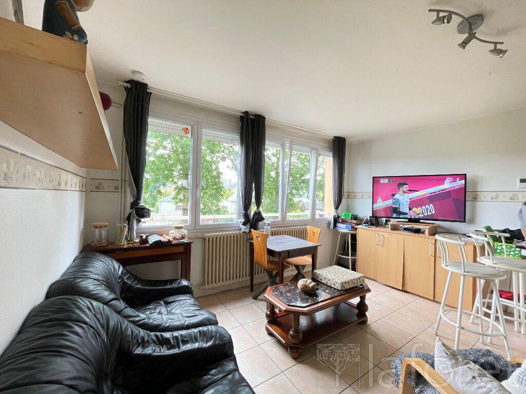 Achat appartement 3pièces 55m² - Lisieux