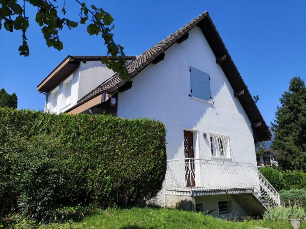 Achat maison 4chambres 168m² - Saint-Genis-Pouilly