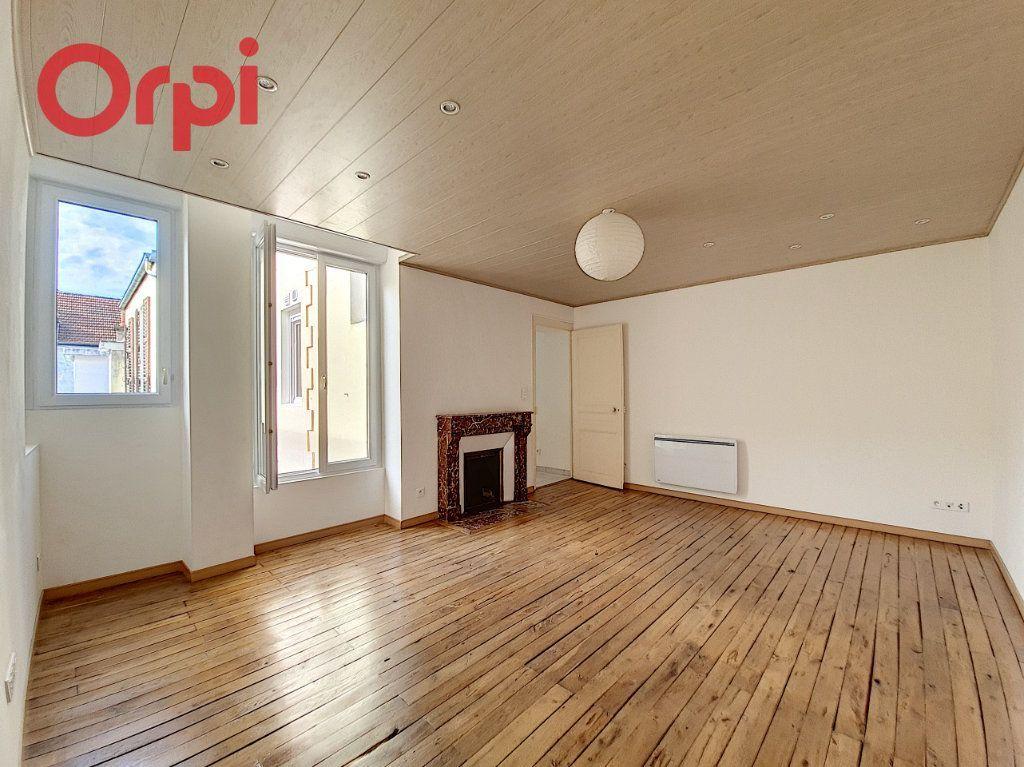 Achat appartement 3pièces 55m² - Vichy
