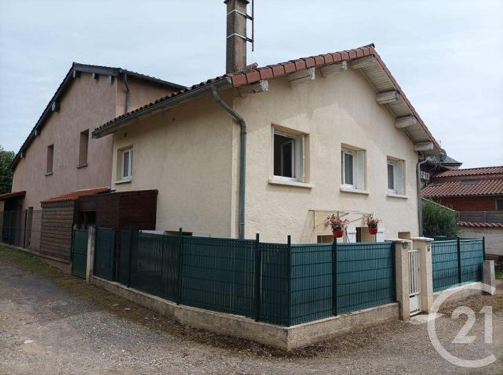 Achat maison 3chambres 76m² - Sainte-Euphémie