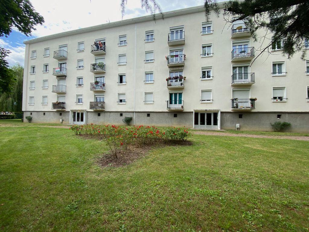 Achat appartement 4pièces 69m² - Varennes-Vauzelles