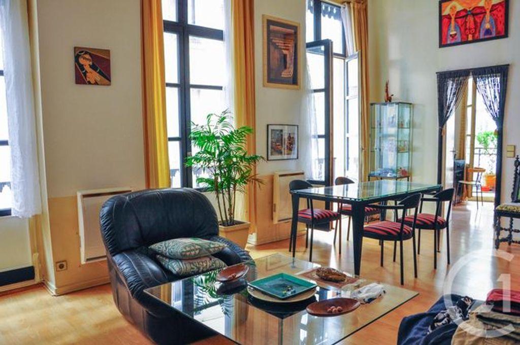 Achat appartement 2pièces 58m² - Lyon 1er arrondissement
