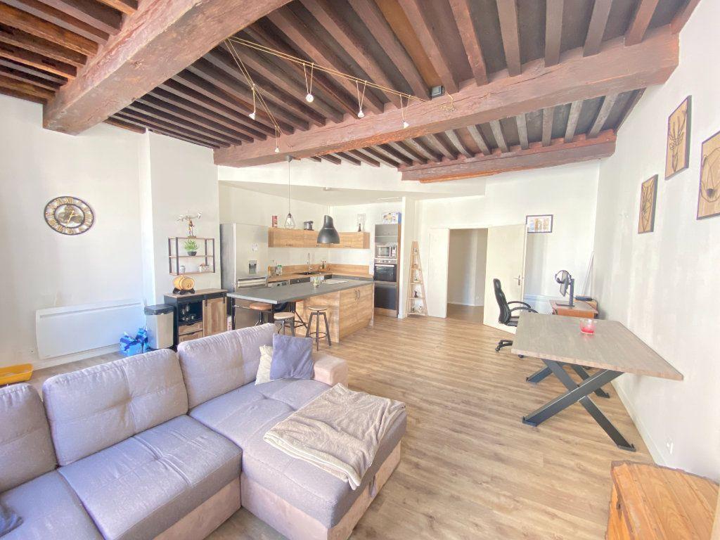 Achat appartement 2pièces 79m² - Laon