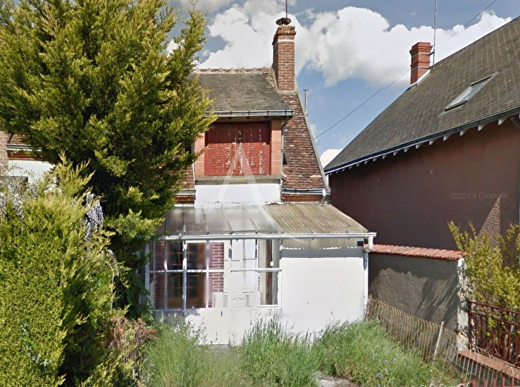 Achat maison 2chambres 46m² - Châtres-sur-Cher