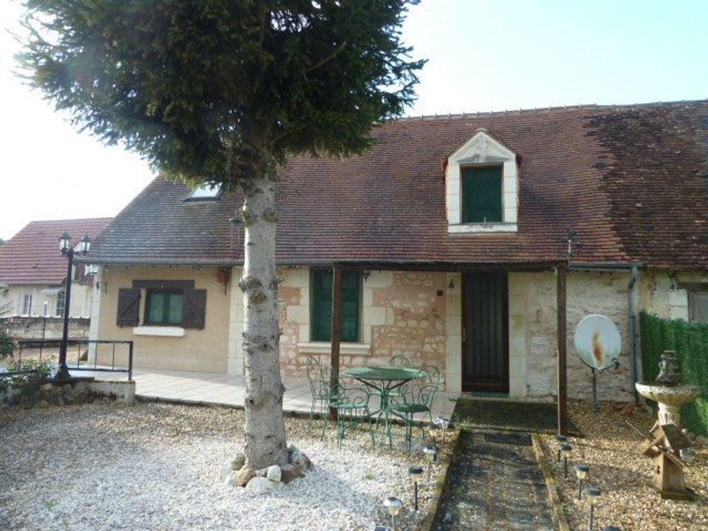 Achat maison 2chambres 81m² - Luçay-le-Mâle