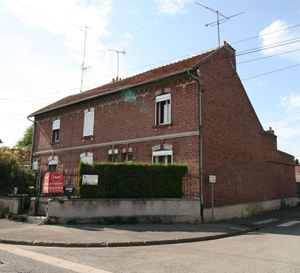 Achat maison 2chambres 85m² - Chauny