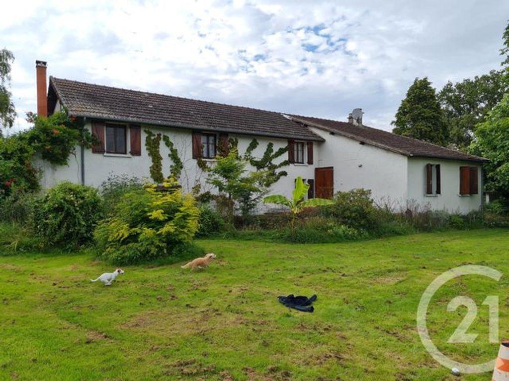 Achat maison 4chambres 165m² - Fleury-sur-Loire