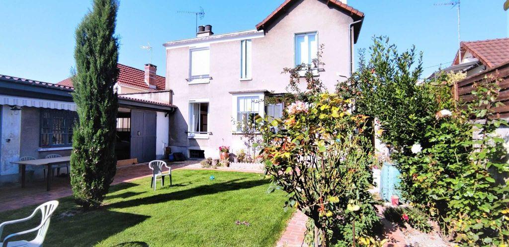 Achat maison 4chambres 133m² - Sainte-Savine