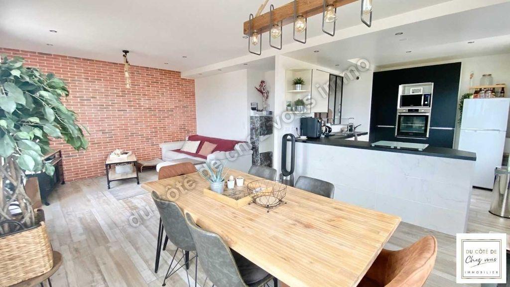 Achat appartement 4 pièce(s) Sainte-Savine