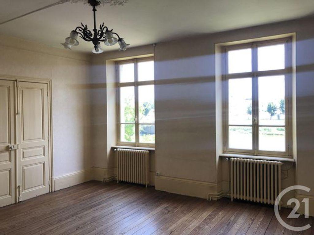 Achat appartement 4pièces 110m² - L'Isle-sur-le-Doubs