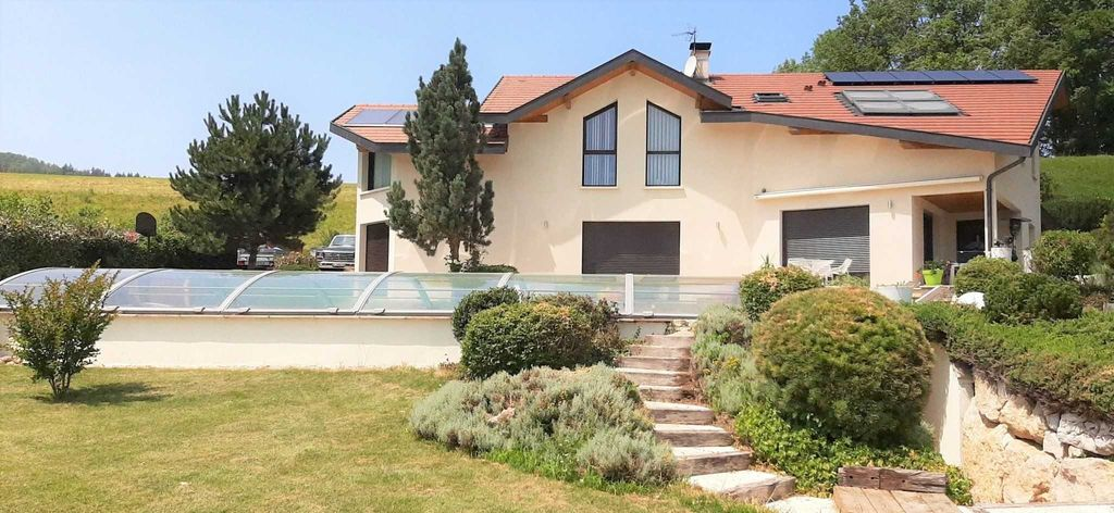 Achat maison 5chambres 317m² - Annecy