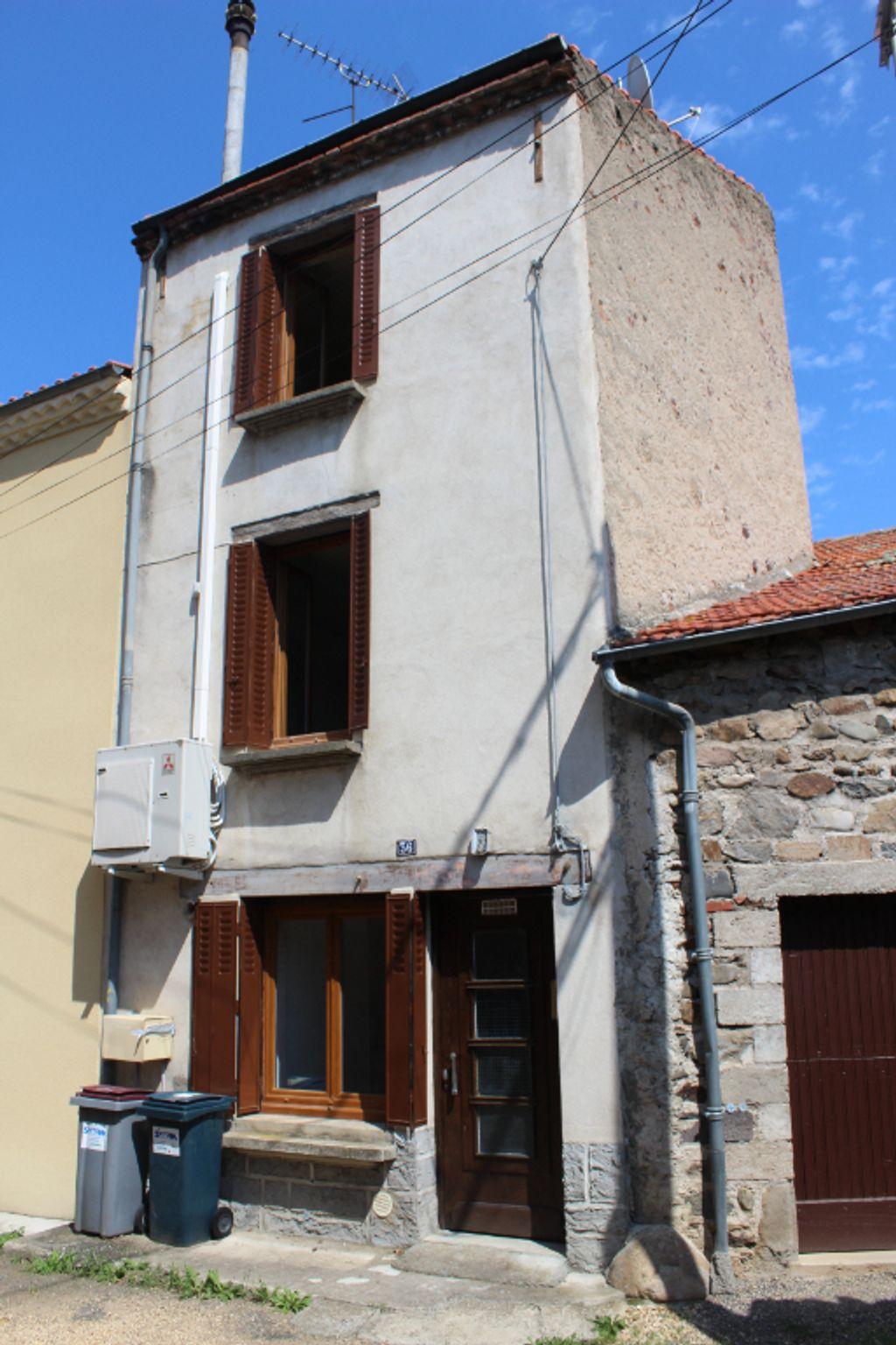 Achat maison 2chambres 52m² - Lempdes-sur-Allagnon