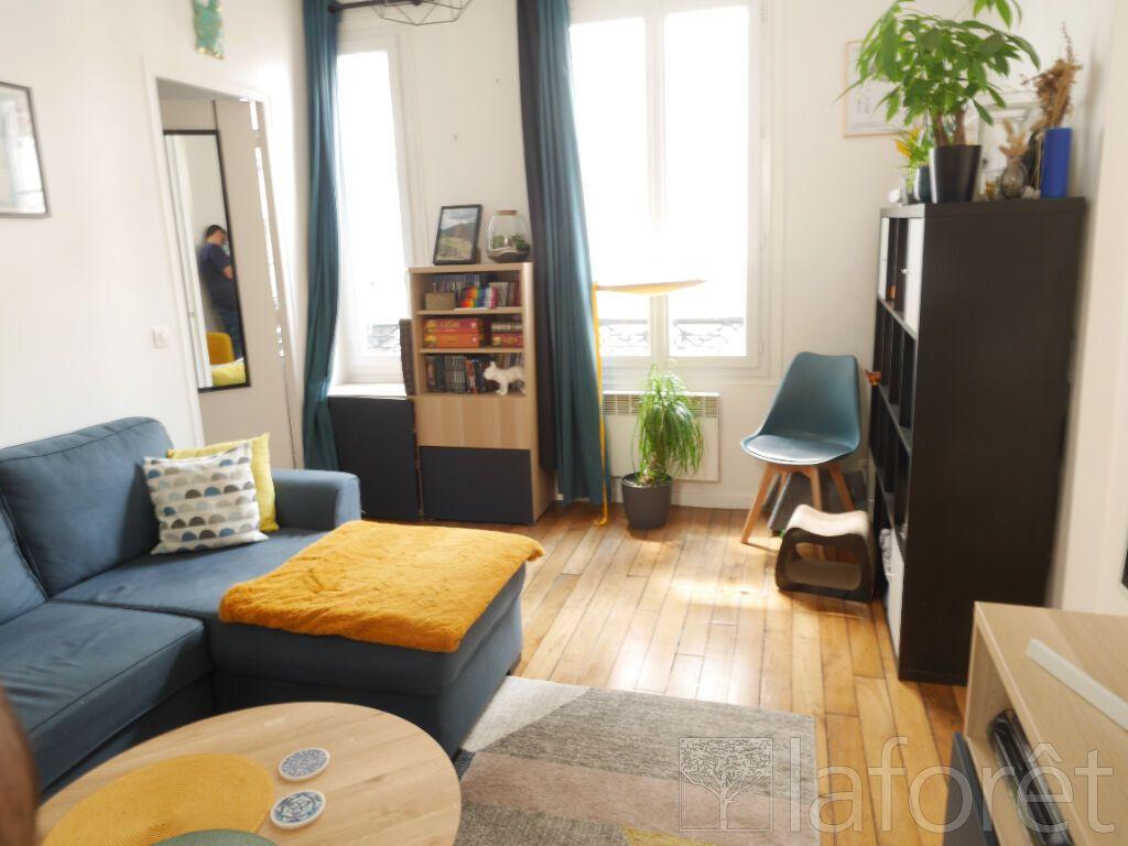 Achat appartement 2pièces 38m² - Paris 4ème arrondissement