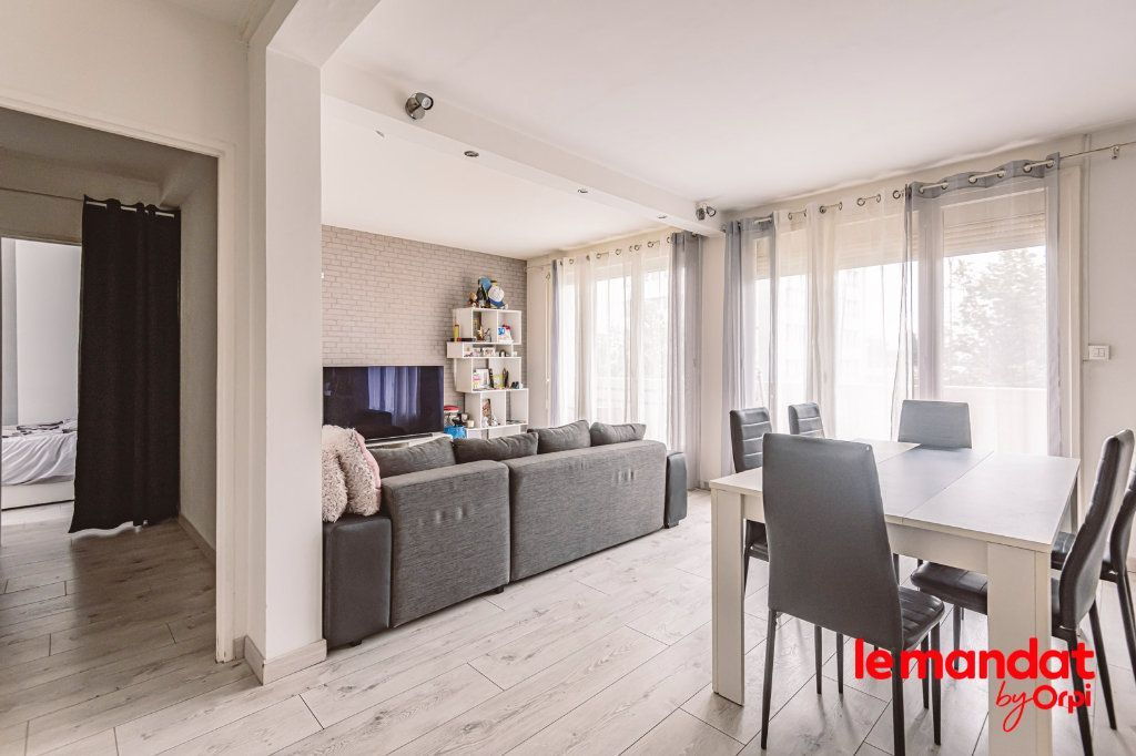 Achat appartement 3pièces 55m² - Laon