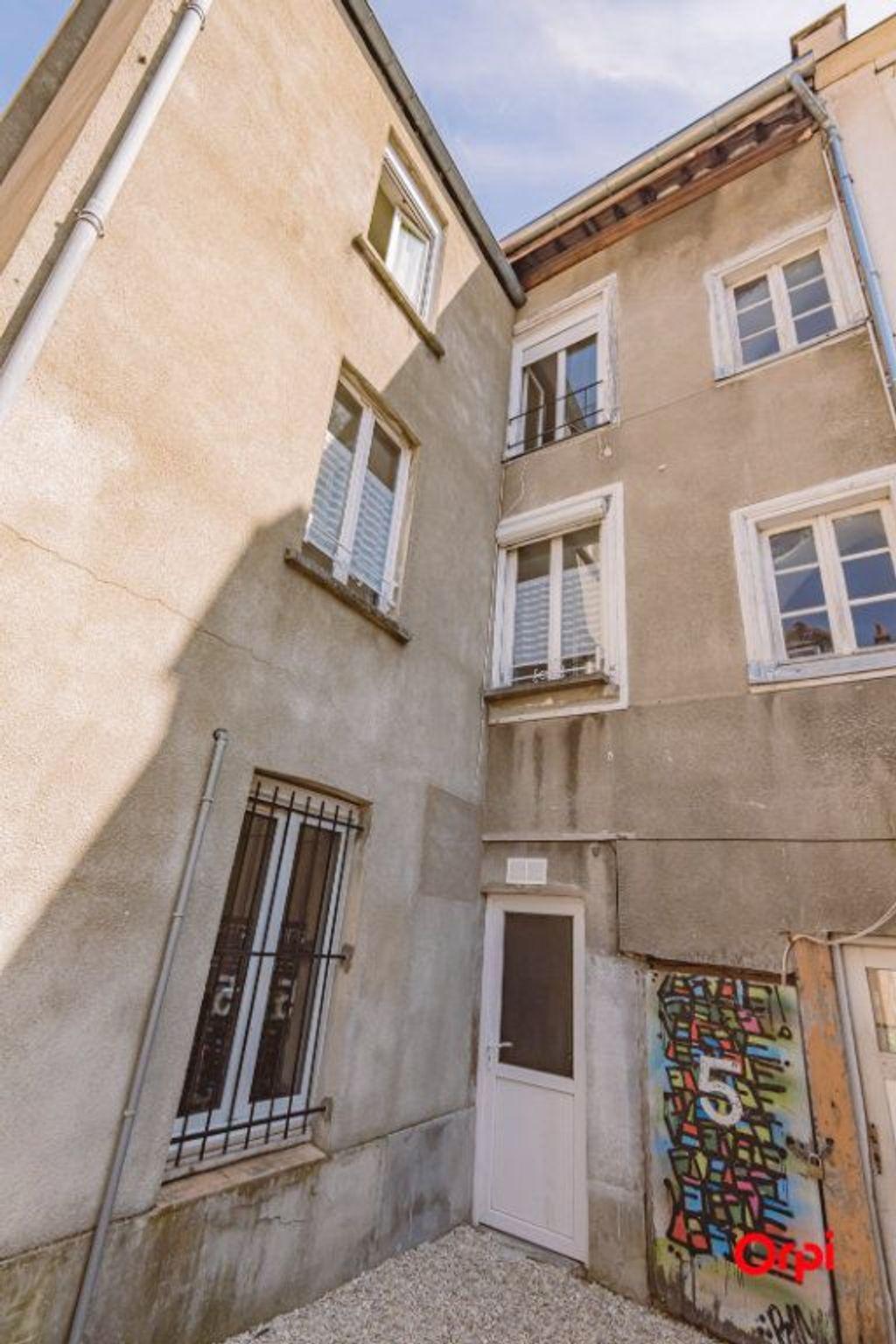 Achat appartement 2pièces 45m² - Reims