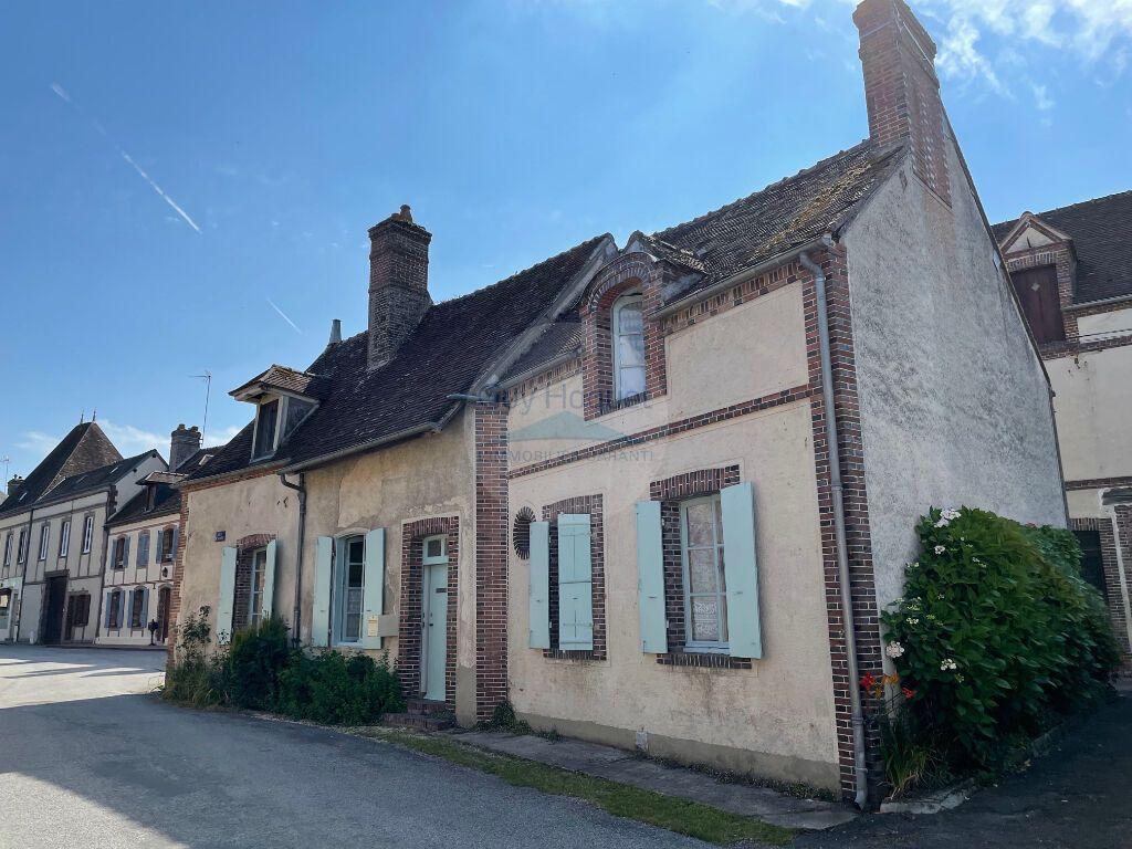 Achat maison 3chambres 78m² - Verneuil d'Avre et d'Iton